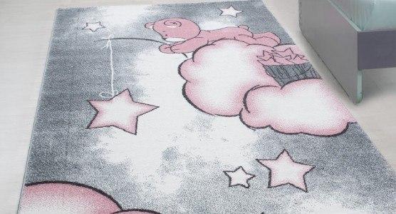 Playtime 120x170 cm růžová