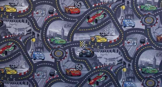 Roads 4 m 97 šedá