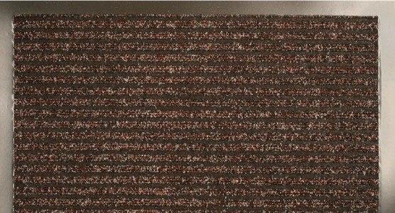 Rohožka Sheffield/Valdez 40x60 cm 80 hnědá