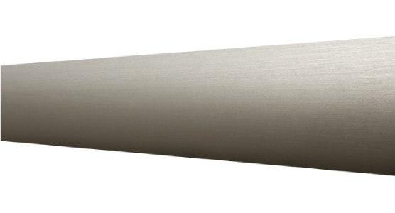 Lišta A64 93 cm fix 07 inox